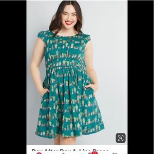 Emily and Fin Cactus Dress